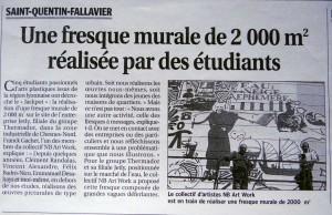 Artiste graffeur Lyon Chambéry