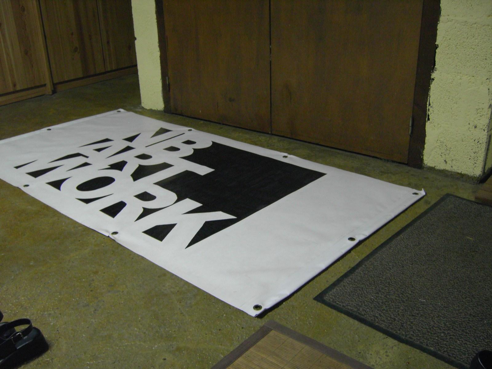 Création chantier noir et blanc FRNCK