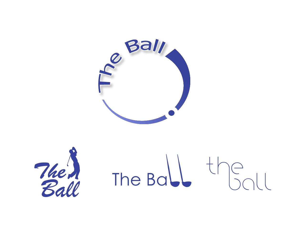 Infographie pour la réalisation d'un logo pour un club de Golf