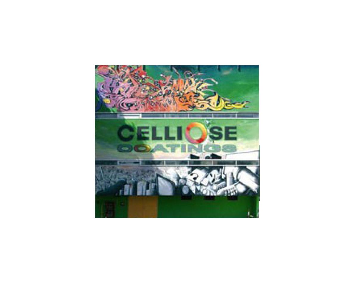 FRNCK créations extérieures Celliose Coatings - Pierre Bénite