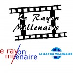 Création d'un logo pour une association de film Le RAYON MILLENAIRE